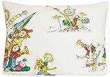 Groupe de musique pour les Instruments d\'oreiller Coussin décoratif pour tout assembler au couvre-lit Blanc/bleu/rouge/jaune