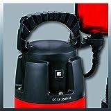 Einhell Tauchpumpe GC-SP 3580 LL (350 W, 8000 L/h, max. Förderhöhe 7,5 m, Stufenlos einstellbarer Schwimmerschalter, Kabelaufwicklung) - 5