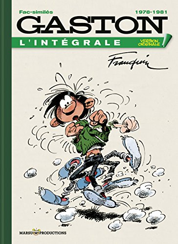 Version Originale - tome 15 - Gaston VO 1978-1981