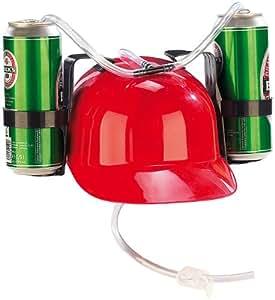 infactory Bier-Spiel: Bierhelm (Bier-Accessoires)