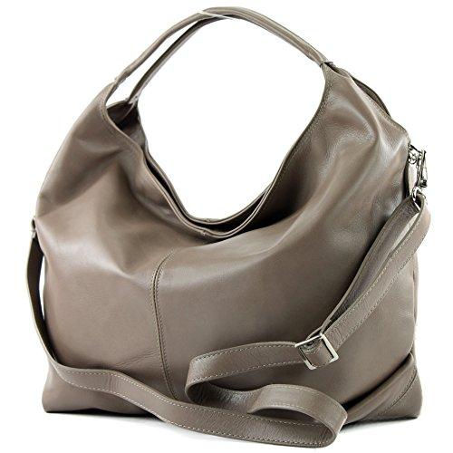 Italian-Womens-bag-handbag-shoulder-bag-leather-nappa-leather-DS26