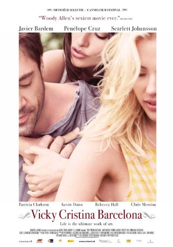 Vicky Cristina Barcelona Affiche du film Poster Movie Vicky Cristina Barcelona (11 x 17 In - 28cm x 44cm) Dutch Style A