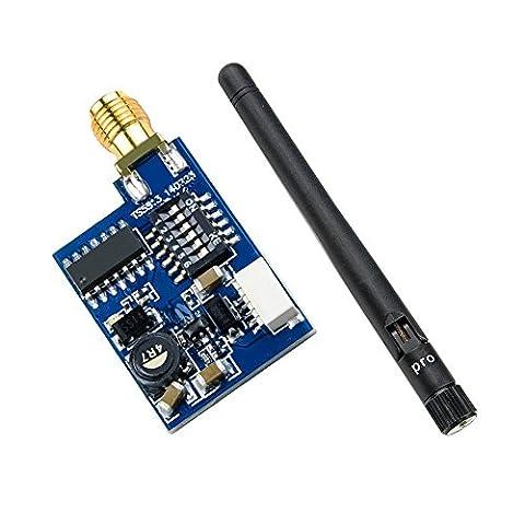 Gotoqomo G5823 32CH FPV Mini AV Transmitter for Multi-rotors