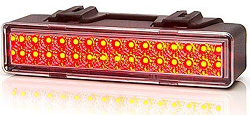 LED NebelschluàŸleuchte Nebelleuchte 12/24V Leuchte Anhänger Pkw Lkw W99
