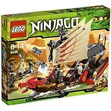 LEGO Ninjago 9446 - Barco de Asalto Ninja