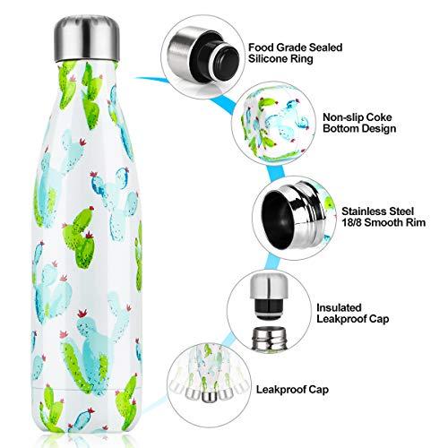 Zoom IMG-2 lalafancy bottiglia di acqua 500ml