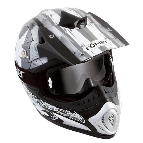 Römer Starcross Motorradhelm