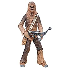 Star Wars C2260-The Black Series 40th Anniversary Chewbacca -6-inch Action Figure