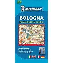 Plan Michelin Bologne