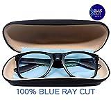 #9: Metrovision Blue Ray Cut UV400 unisex Wayfarer Spectacle