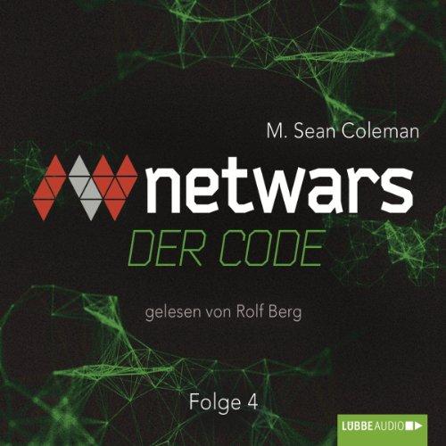 Buchseite und Rezensionen zu 'Netwars: Der Code 4' von M. Sean Coleman