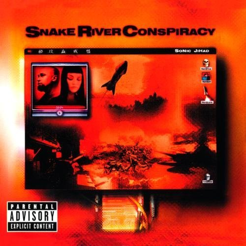 Sonic Jihad by SNAKE RIVER CONSPIRACY (2000-07-11) (Snake River)