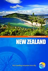 Traveller Guides New Zealand, 4th (Travellers - Thomas Cook)