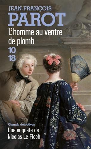 L'Homme au ventre de plomb (Nicolas Le Floch n2)