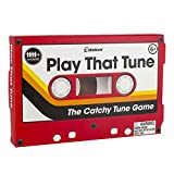 Paladone Play That Tune Game - Music Guessing Quiz - Fun Musical Family Dinner Party Card Game Inc 4 Kazoos
