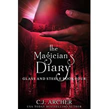 The Magician's Diary (Glass and Steele Book 4) (English Edition)
