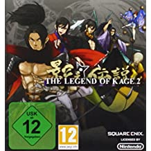 The Legend of Kage 2 - [Nintendo DS]