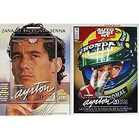 ZANARDI RACCONTA AYRTON SENNA 20 ANNI DOPO (DVD +