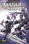 Ataque a los Titanes 26 par Hajime Isayama