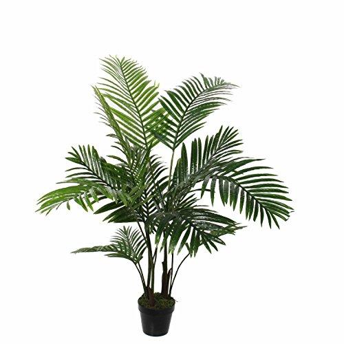 Areca Palme im Kunststofftopf - h 120 x d 60cm