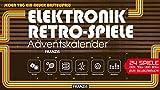 FRANZIS Elektronik-Retro-Spiele-Adventskalender 2018