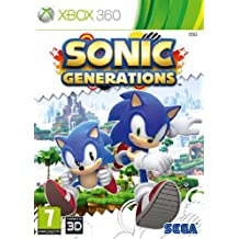 Sonic Generations (Xbox 360) [Importación inglesa]
