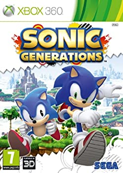 Sonic Generations Game Xbox 360 [Uk-import] 0