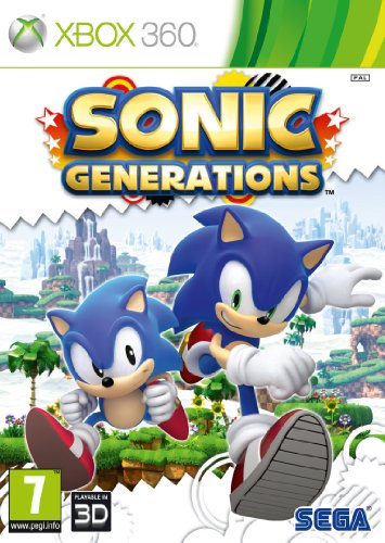 Compare Sonic Generations (Xbox 360) prices