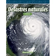 Desastres naturales (Natural Disasters) (Mathematics Readers)
