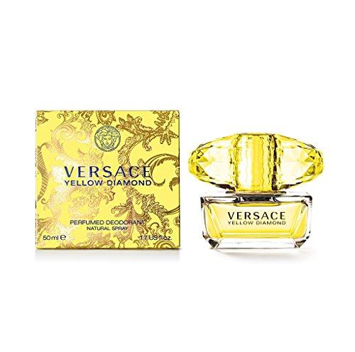 Yellow diamond di Versace, Deodorante Donna - Spray 50 ml.