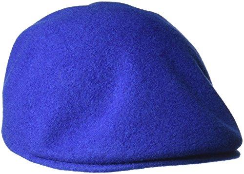 Kangol Herren Schirmmütze Seamless Wool 507, Blue (Ultramarine), Large (Ivy Kangol Cap Herren)
