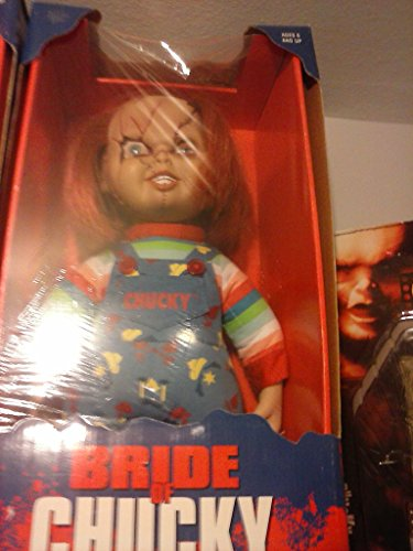1999 Sideshow 16 Bride of Chucky Doll #2 - Worlds Most Notorious Doll by Sideshow Toy
