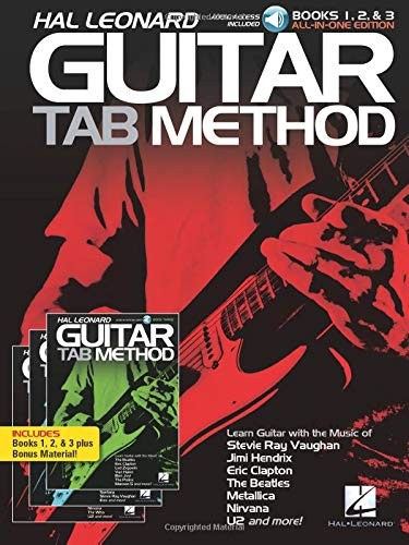 Hal Leonard Guitar Tab Method: All-in-One Edition! Includes Downloadable Audio, Includes Bonus Material!