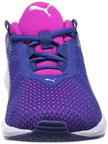 Puma Damen Flare 2 Wn's Laufschuhe Pink (ultra magenta-true blue 01)