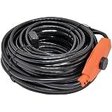 câble chauffant antigel 8m VOSS.eisfrei, circuit de chauffage