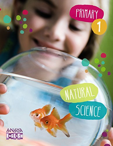 Natural Science 1 (Anaya English) - 9788467863031