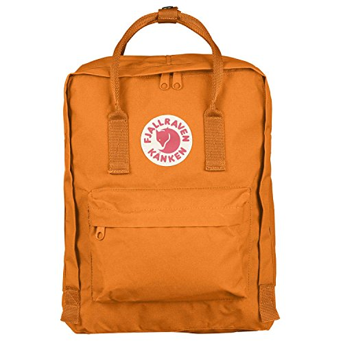 Fjallraven Kanken Classic Backpack Burnt Orange