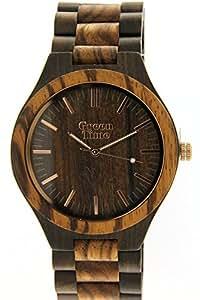 Orologio uomo in legno Green Time ZW021E collezione Spring 2017