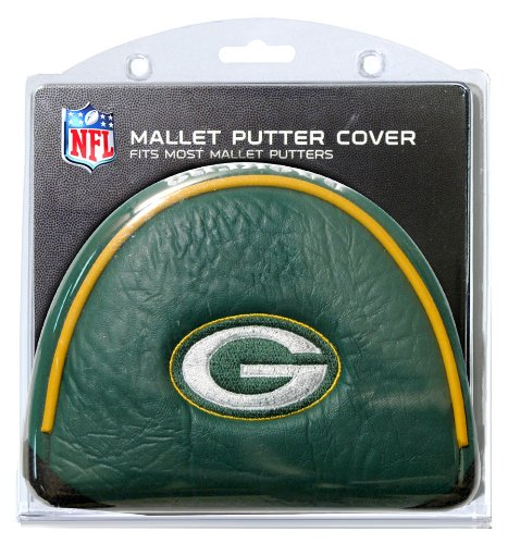 NFL Golf Putter Maillet Coque, Green Bay Packers, Taille Unique