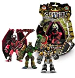 Gormiti Lords of Nature 12cm Monster Action Figure Gift Setof 3