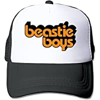 Hittings Beastie Boys Sabotage Rock Band Strapback Hat Adjustable Caps Cool Baseball Caps Black