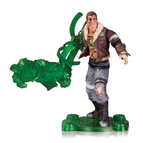 DC Comics Infinite Crisis Atomic Green Lantern Action Figure