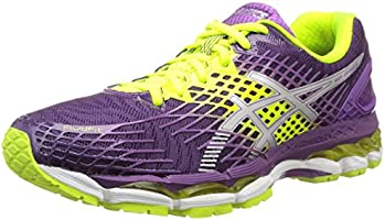 ASICS Gel-Nimbus 17, Chaussures de Running Entrainement Femme