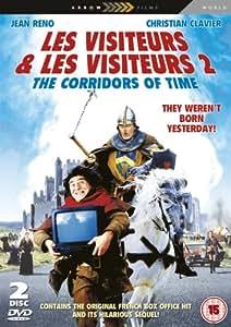 Les Visiteurs - Parts 1 and 2 [Import anglais]