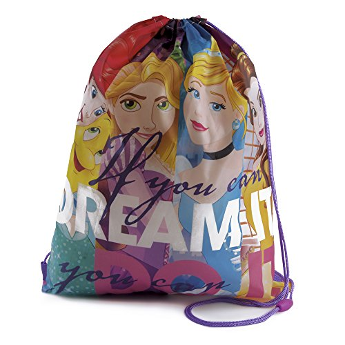 disney-princesss-cinderella-belle-ariel-snow-white-kids-pe-school-bag-swimming-bag-drawstring-bag-gy
