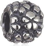 Pandora Damen-Bead  Sterling-Silber 925 Kleeblattkugel KASI 79292