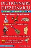 Dictionnaire Débutant - Corse-Français et Français-Corse