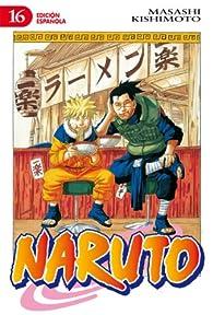 Naruto nº 16/72 par Masashi Kishimoto