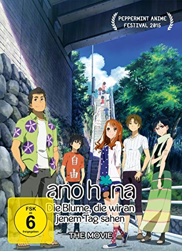 AnoHana - Die Blume, die wir an jenem Tag sahen: The Movie (Blume Tags)