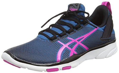ASICS Gel-Fit Sana 2, Women's Running Shoes, Blue (Mosaic Blue/Pink Glow/Onyx 5335),...